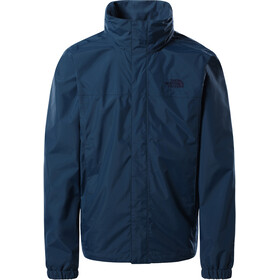 The North Face Resolve 2 Chaqueta Hombre, monterey blue